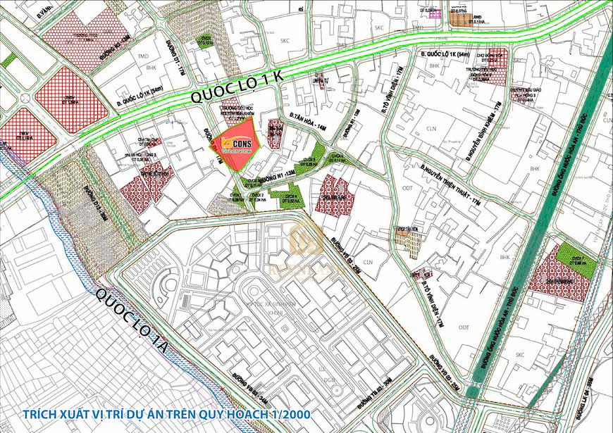 Bcons Green View Bình Dương – Dự án căn hộ tiêu biểu năm 2020 tại Dĩ An