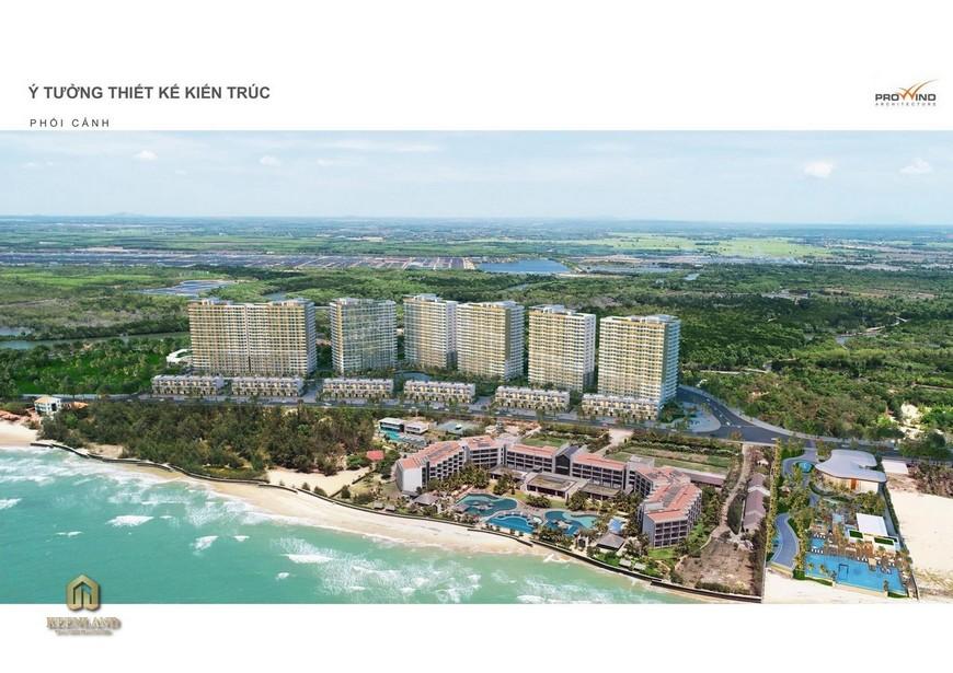 Dự án biệt thự nghỉ dưỡng tiện ích Hồ Tràm Complex