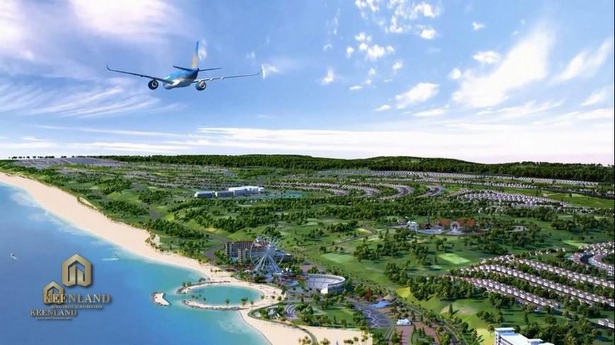 dự án căn hộ biệt thự Hồ Tràm Complex