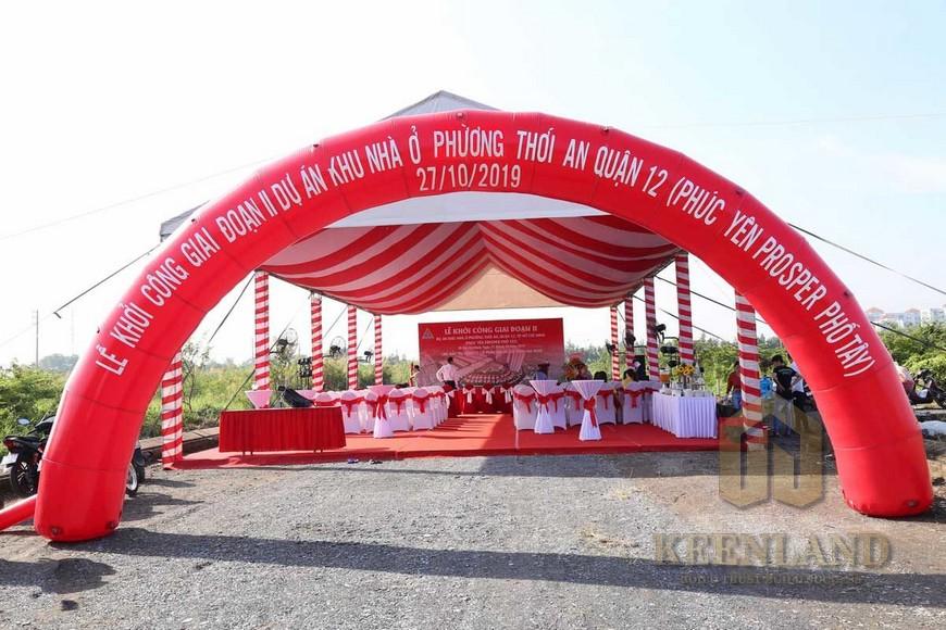 Chủ đầu tư Phúc Yên Prosper Phố Đông Quận Thủ Đức Đường Tô Ngọc Vân chủ đầu tư Minh Hưng