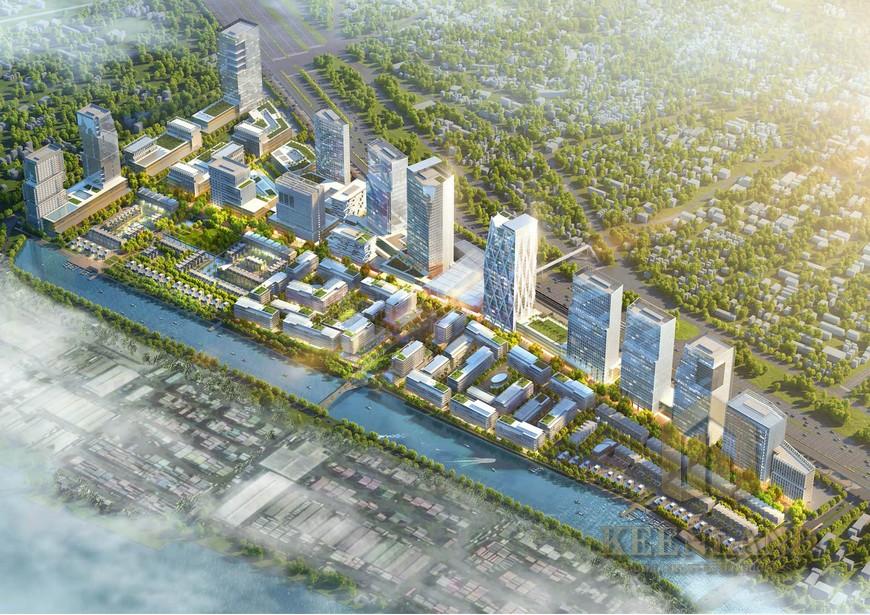 Chủ đầu tư dự án căn hộ River City Quận đã và đang triển khai dự án nào ?