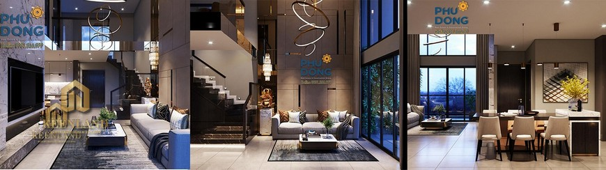 Mặt bằng thiết kế Phú Đông Sky Garden