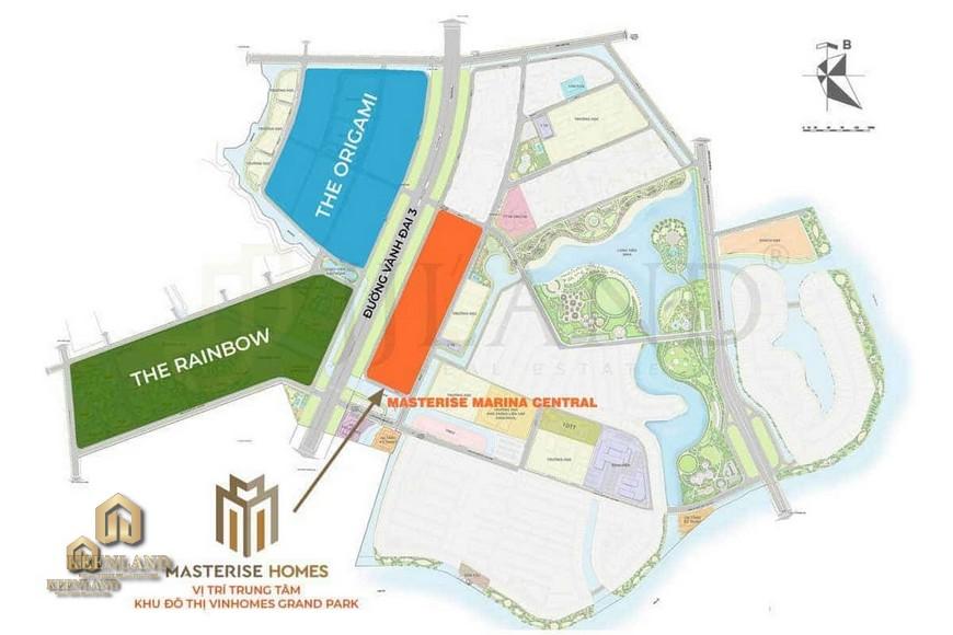Mua bán cho thuê dự án căn hộ Masteri Centre Point