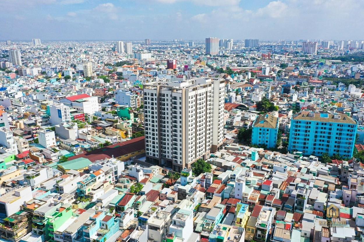 Hình ảnh dự án Saigon Asiana Quận 6