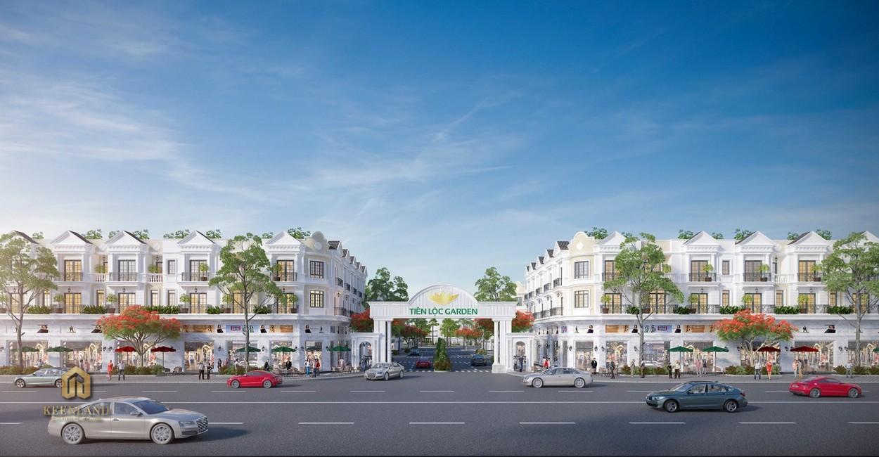 Mua bán cho thuê Nhà phố Valerich Nhơn Trạch Đồng Nai