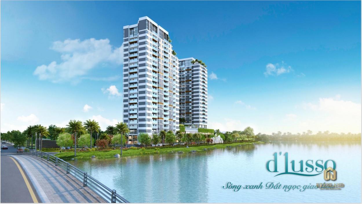 Dự án căn hộ Dlusso quận 2