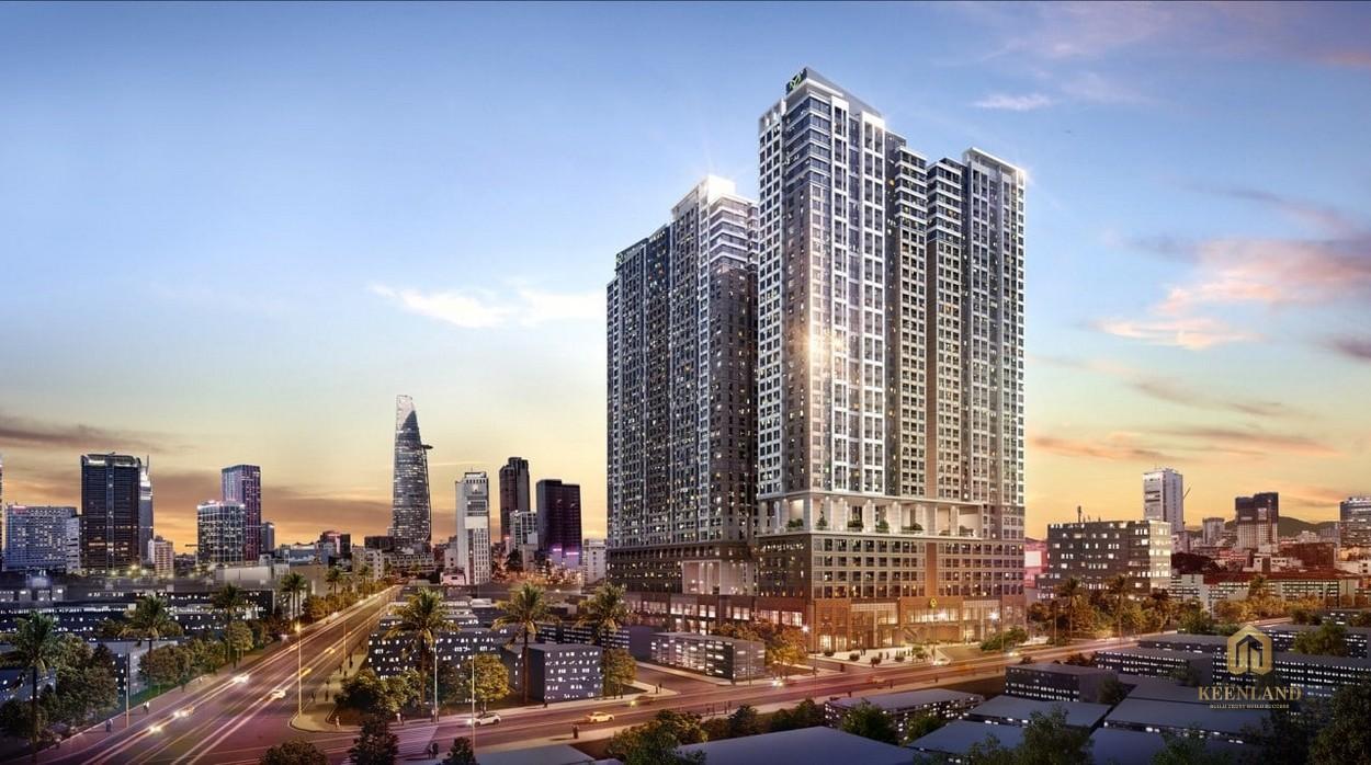 Dự án căn hộ Soho Residence quận 1