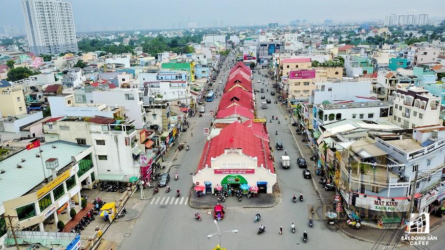 Vị trí địa chỉ Phúc Yên Prosper Phố Đông Quận Thủ Đức Đường Tô Ngọc Vân chủ đầu tư Minh Hưng