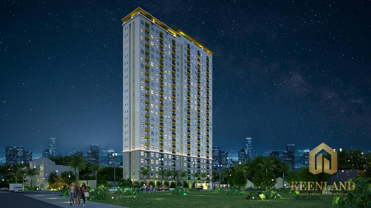 Mua bán dự án căn hộ chung cư Bcons Miền Đông chủ đầu tư Bcons