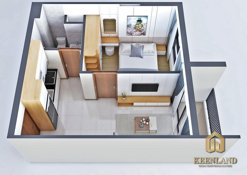 Thiết kế dự án căn hộ Bcons Bee