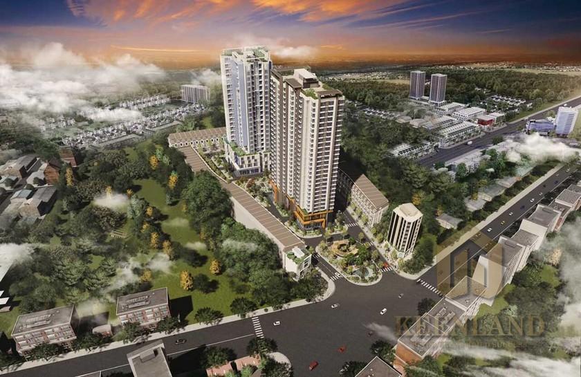 Mua bán cho thuê dự án căn hộ Anderson Park Thuận An Đường Thuận An chủ đầu tư Quốc Cường