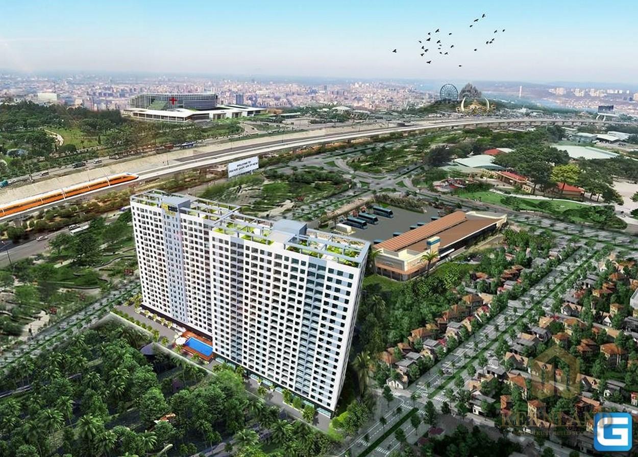 Mua bán cho thuê dự án căn hộ Bcons Suối Tiên chủ đầu tư Bcons