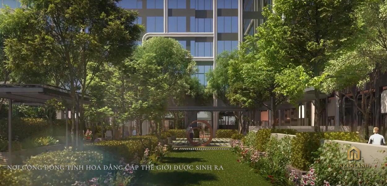 Mua bán cho thuê dự án Grand Marina Saigon Quận 1