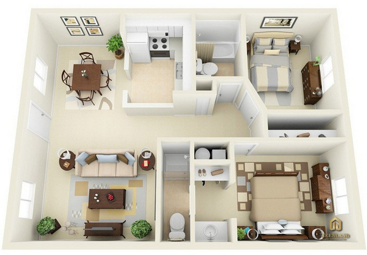 Mua bán cho thuê dự án khu dân cư Conic Residences Quận 12 - Hotline 0949.893.893