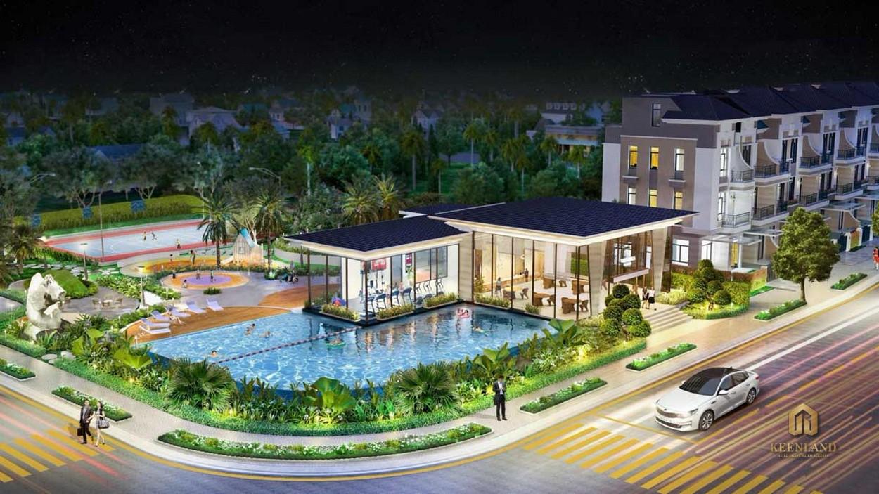 Mua bán cho thuê dự án nhà phố Clarita Khang Điền Quận 2