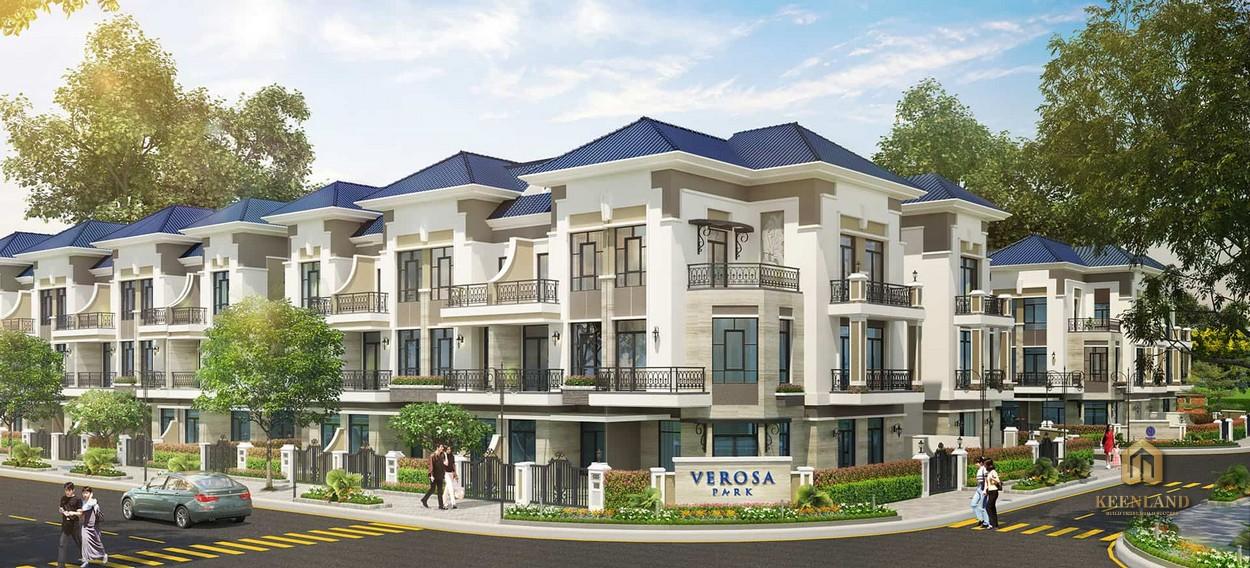 Mua bán cho thuê dự án nhà phố biệt thự Lovera Premier Bình Chánh Khang Điền