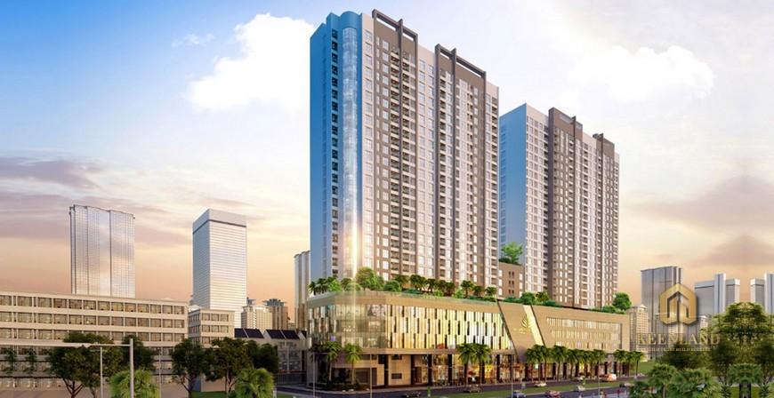 Vị trí địa chỉ dự án căn hộ Opal Skyline Thuận An Bình Dương