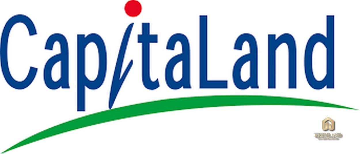 Logo chủ đầu tư CapitaLand