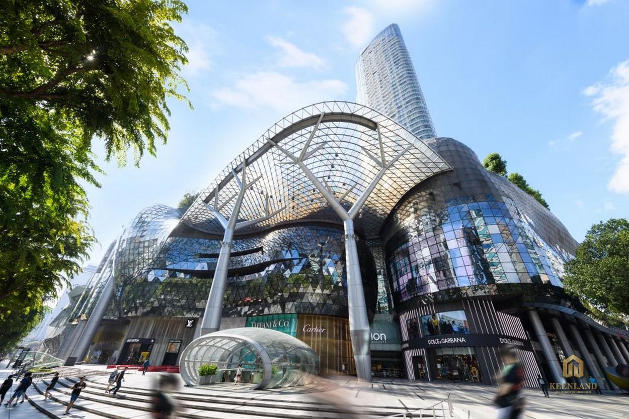 Dự án của chủ đầu tư CapitaLand tại Singapore