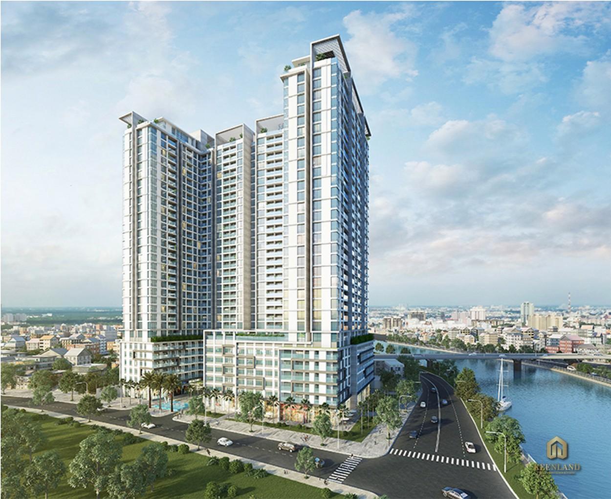 Dự án căn hộ Millennium Masterise Homes quận 4