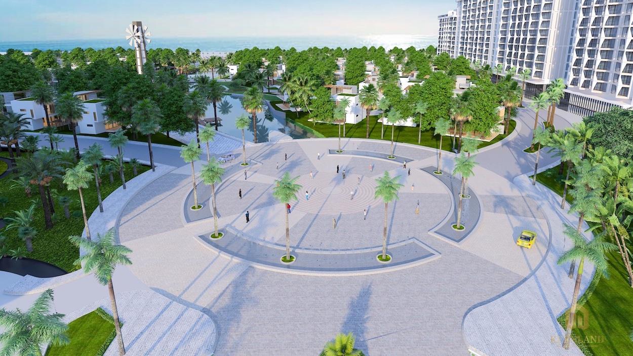 Thông tin dự án căn hộ condotel biệt thự The Maris Vũng Tàu update từ Chủ đầu tư