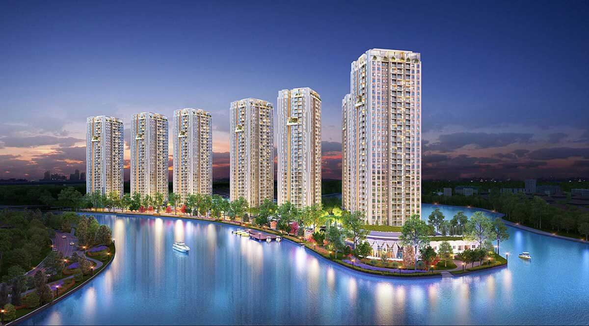 Dự án căn hộ Gem Riverside - Đất Xanh