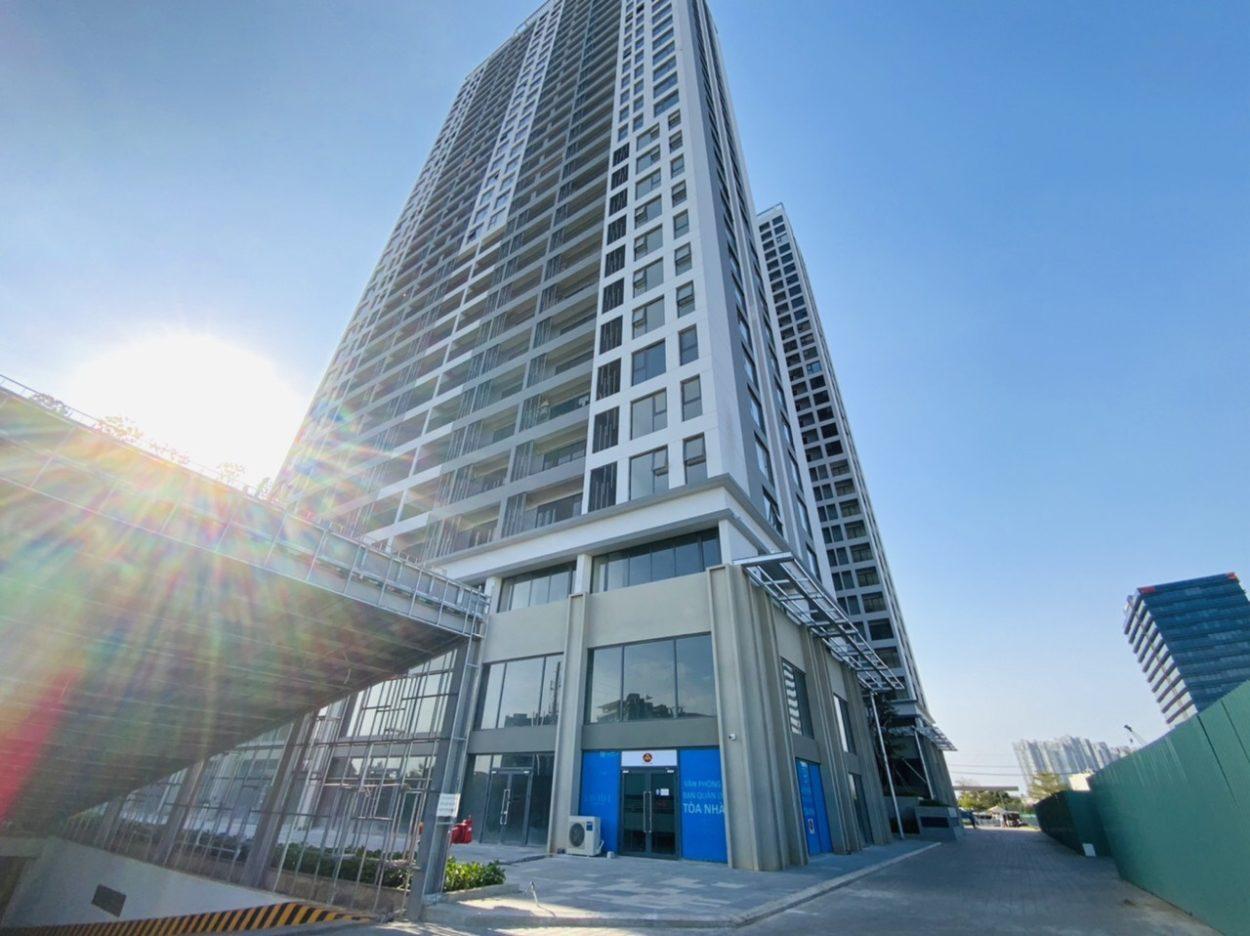 Thực tế căn hộ Lavida Plus được phát triển bởi CDDT Quốc Cường