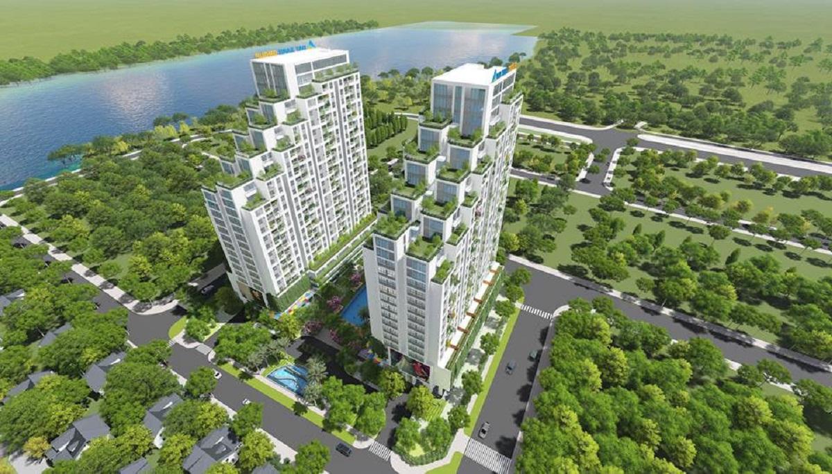 Dự án căn hộ Opal Boulevard - Đất Xanh
