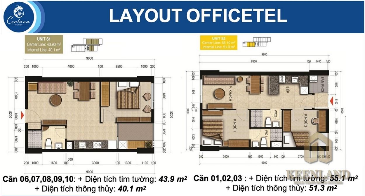 Mua bán cho thuê dự án căn hộ chung cư Centana Thủ Thiêm Quận 2 Đường Mai Chí Thọ chủ đầu tư Điền Phúc Thành