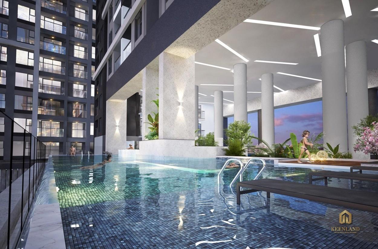 Mua bán cho thuê căn hộ C River View Bình Dương