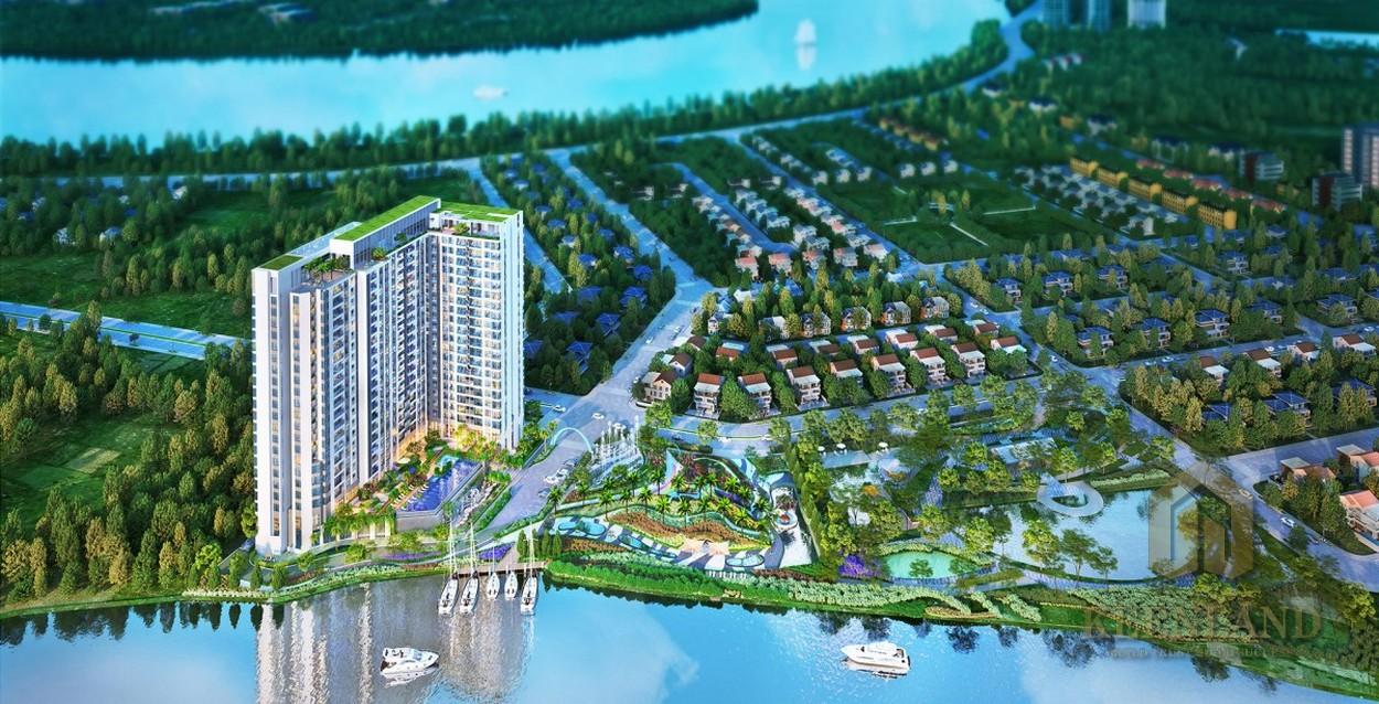Mua bán cho thuê dự án căn hộ chung cư Thủ Thiêm Dragon chủ đầu tư Thủ Thiêm quận 2