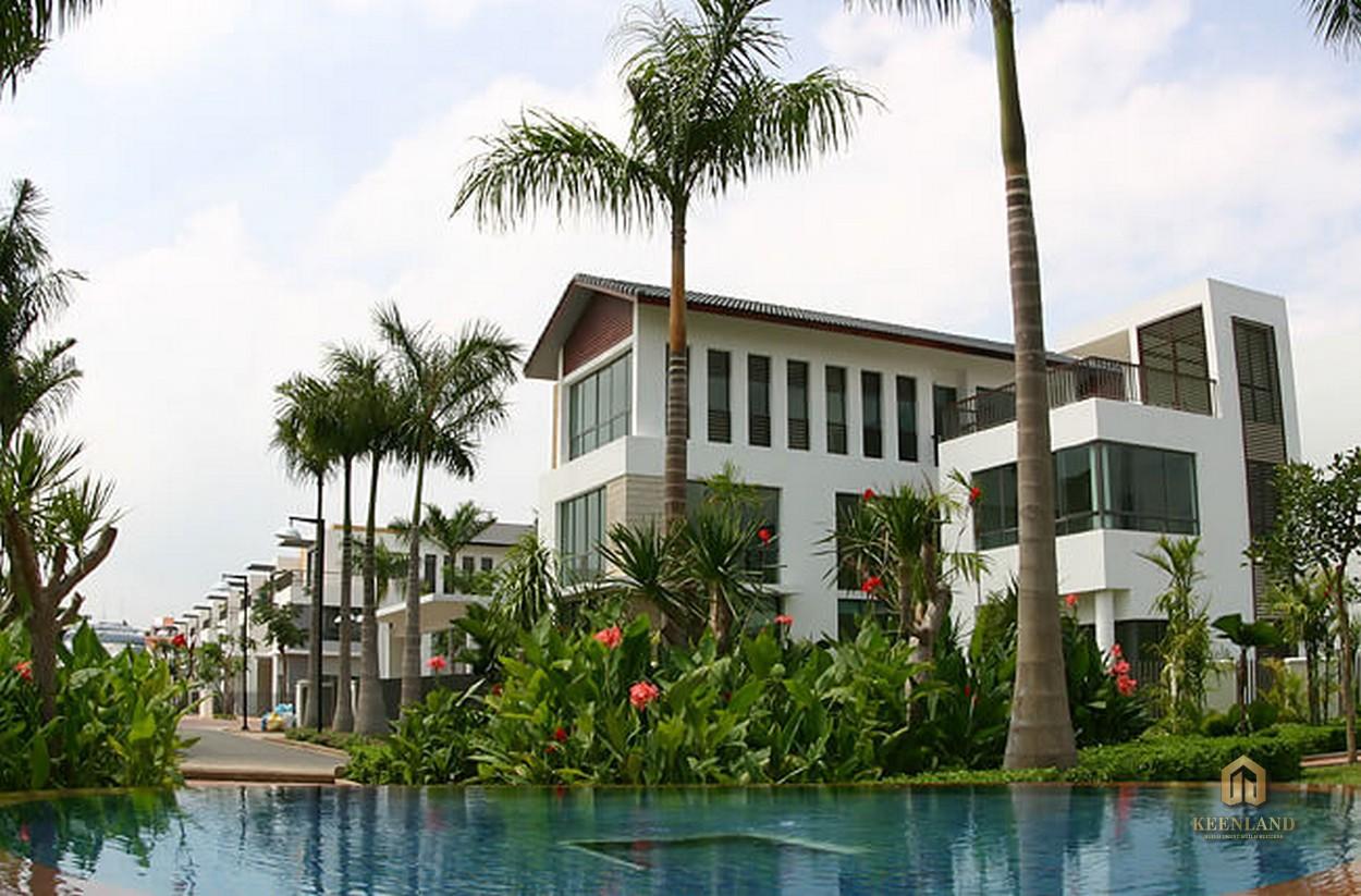Dự án biệt thự Villa Riviera của chủ đầu tư Keppel Land