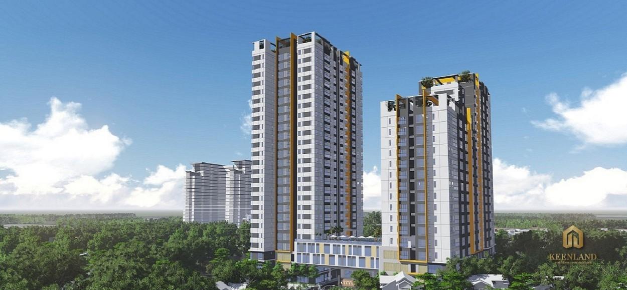 Dự án căn hộ Hưng Phát Silver Star - CDT Hưng Lộc Phát