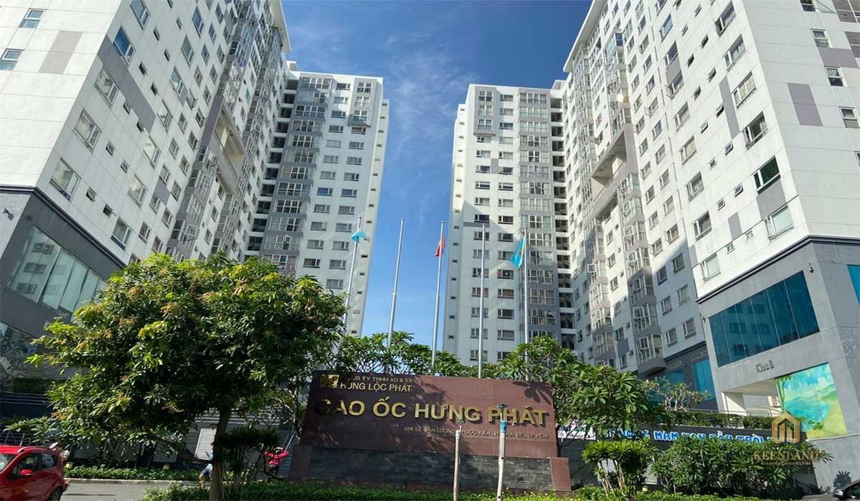 Dự án cao ốc Hưng Phát