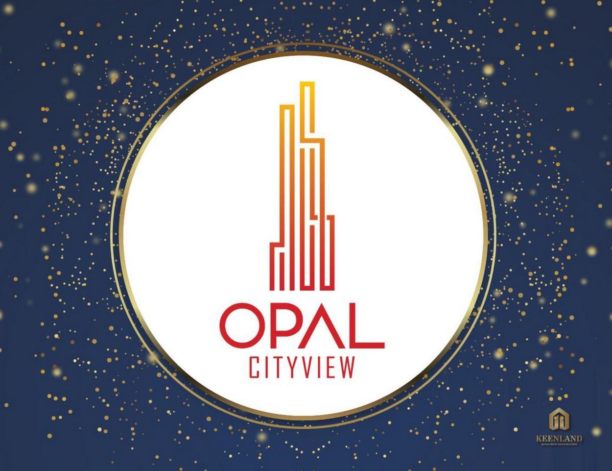 Logo dự án Opal Cityview Đất Xanh Group