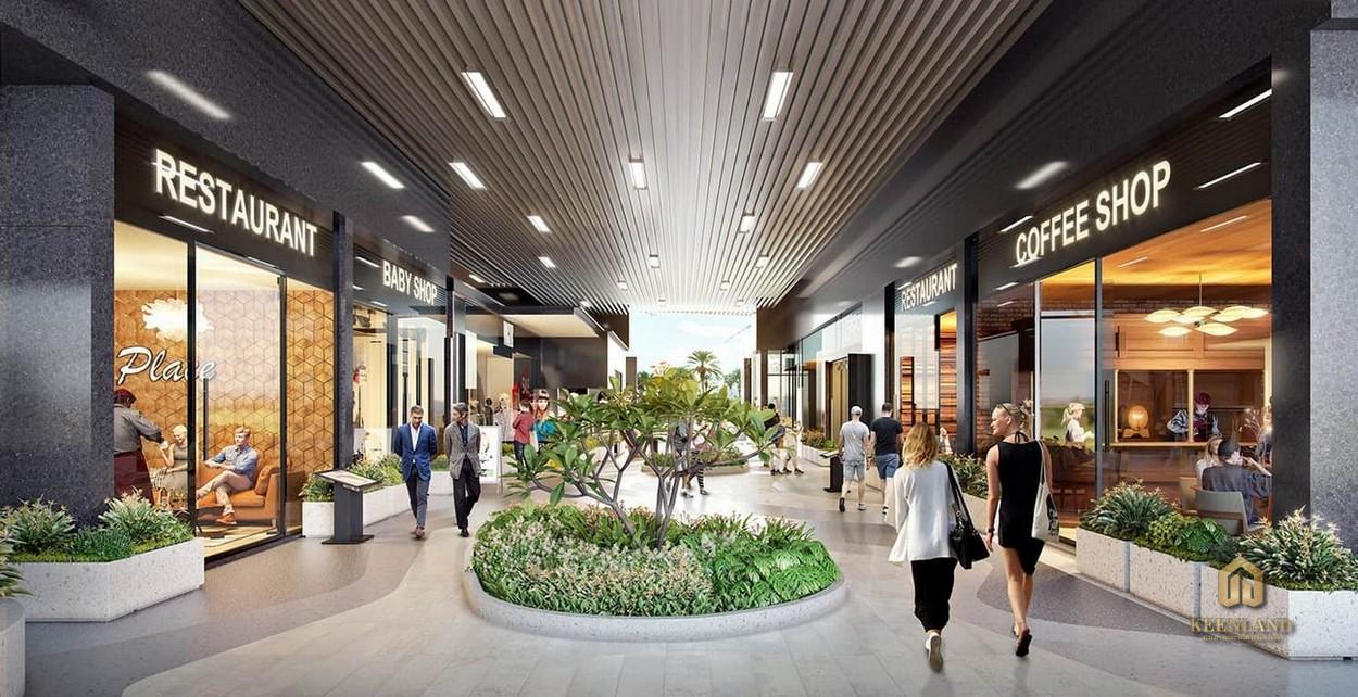 Tiện ích dự án căn hộ chung cư Opal Cityview Bình Dương