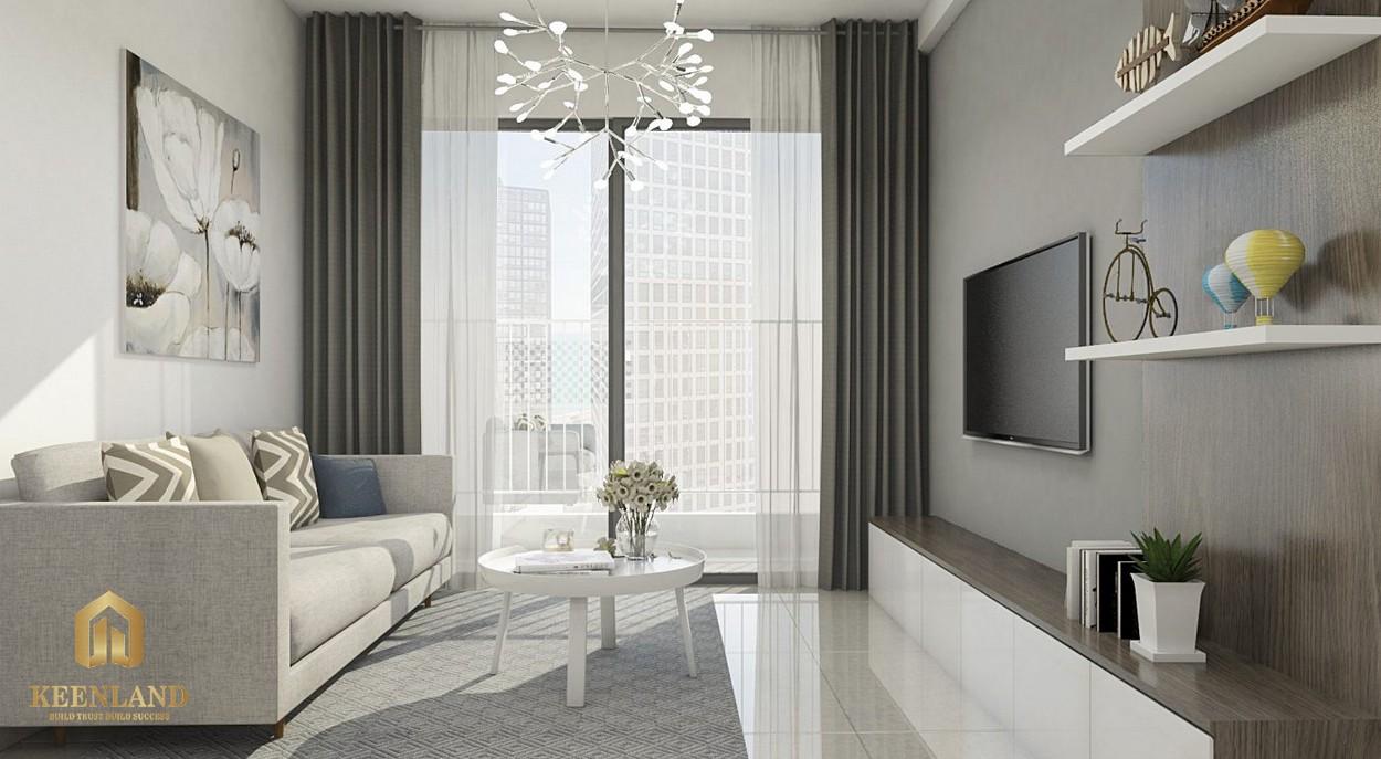 Hình ảnh thực tế dự án căn hộ Masteri Thảo Điền