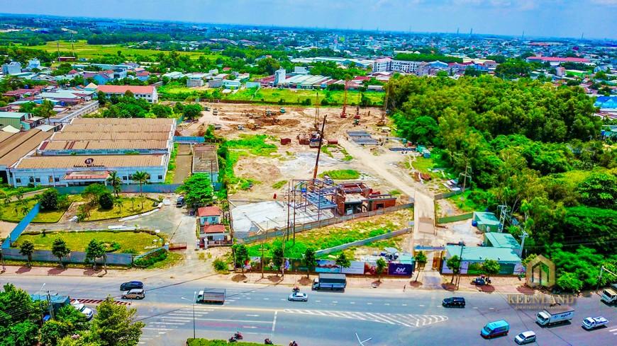 Tiến độ dự án căn hộ Anderson Park tháng 8/2020
