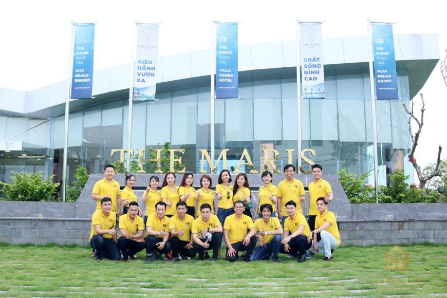 Nhà điều hành dự án The Maris Vũng Tàu đã hình thành