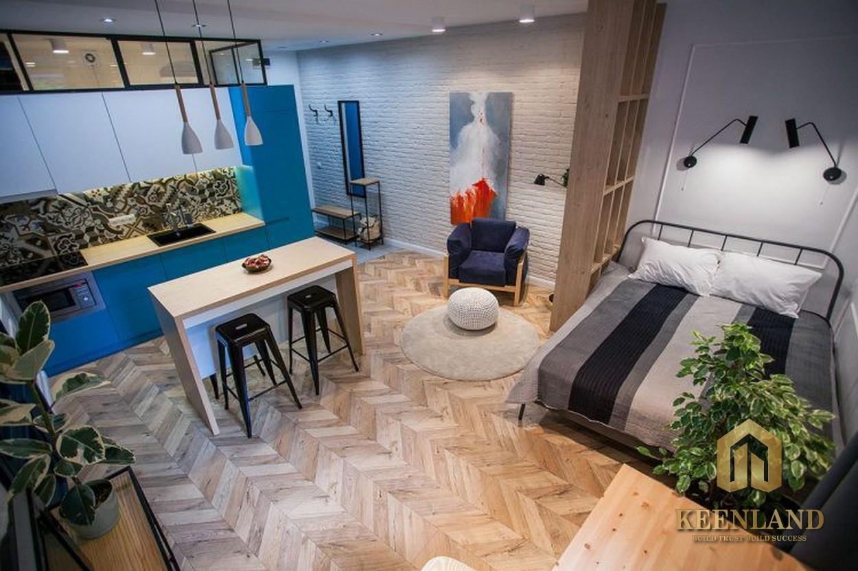 Căn hộ studio là gì? Đối tượng của loại hình căn hộ này là ai? can ho studio la gi