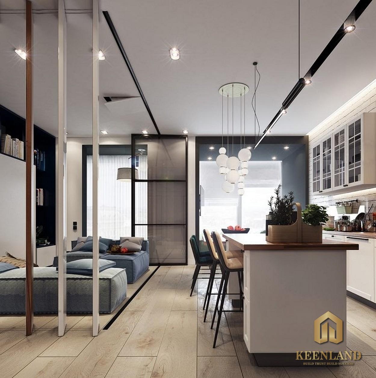 Căn hộ studio là gì? Đối tượng của loại hình căn hộ này là ai? can ho studio