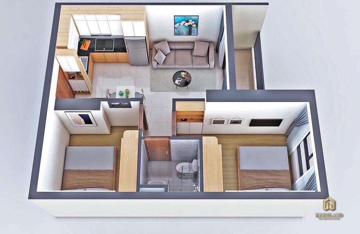 Mua bán cho thuê dự án căn hộ Bcons City Dĩ An - Hotline 0949 893 89