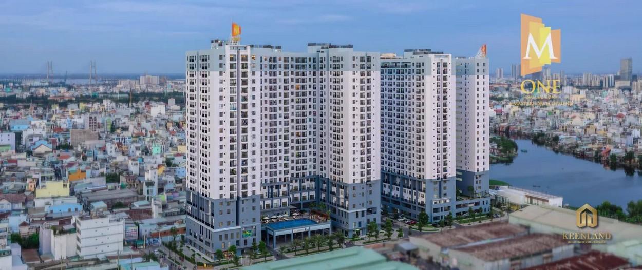 Dự án M-One Nam Sài Gòn - Masterise Homes