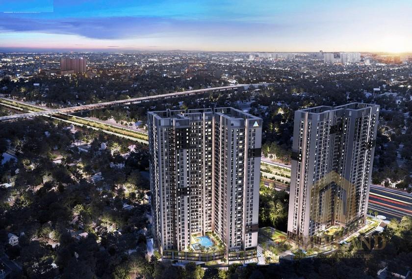 Địa chỉ dự án căn hộ Bcons Miền Đông Bình Dương