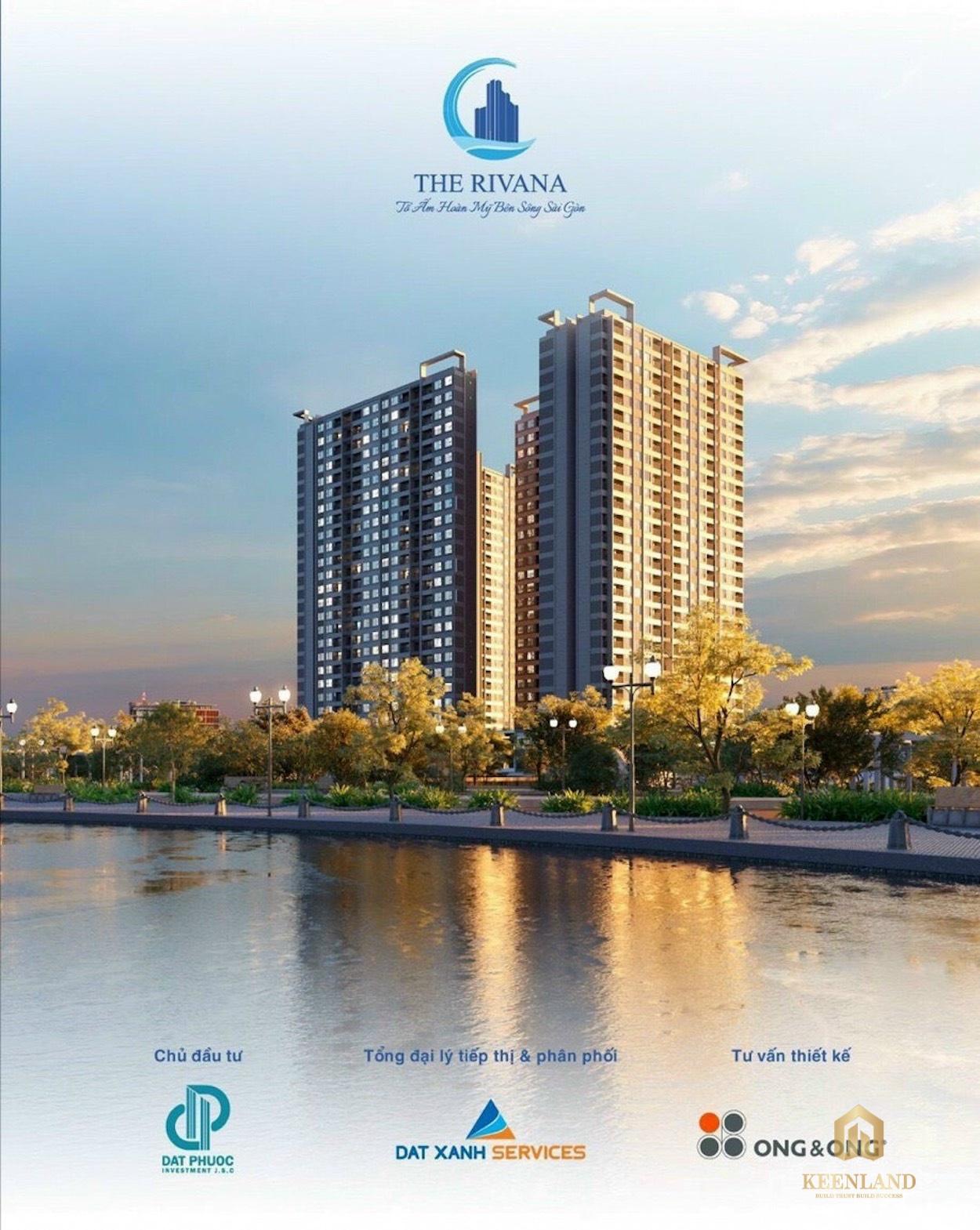 The Rivana Bình Dương được hợp tác và ký kết với các đơn vị quy tín trên thị trường bất động sản