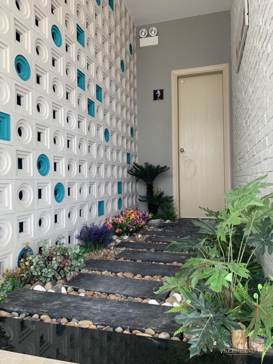 Phối cảnh nhà mẫu căn hộ chung cư Bcons Plaza Bình Dương