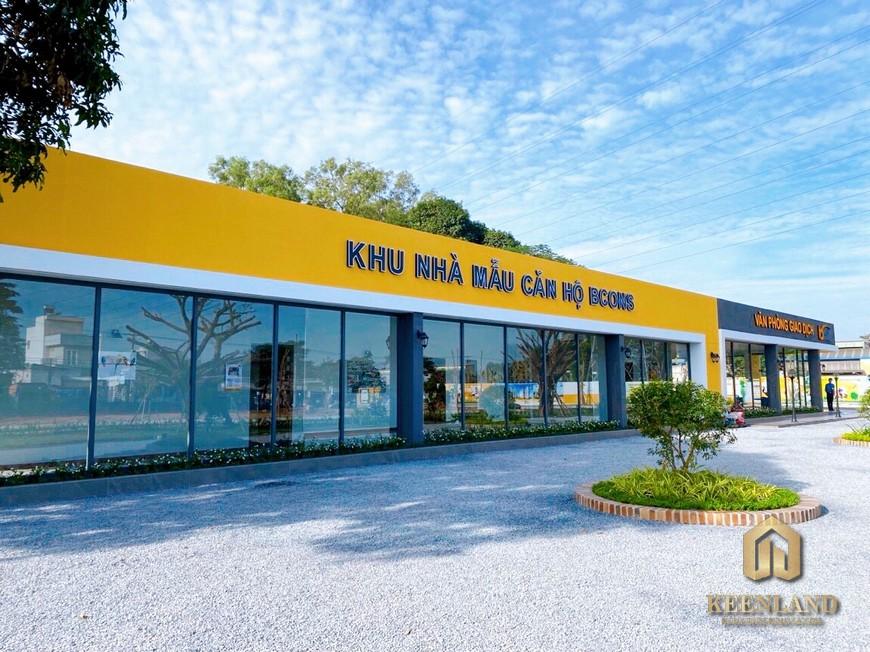 Nhà Mẫu Căn Hộ Bcons Plaza Bình Dương