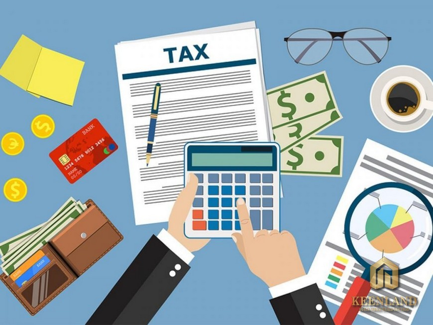 Bên Bán Nhà Chịu Thuế