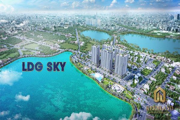 Giá Bán Dự Án Căn Hộ LDG Sky Dĩ An Bình Dương
