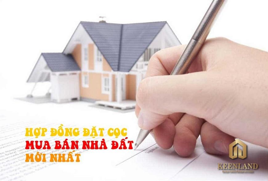 Hợp Đồng Đặt Cọc Mua Nhà